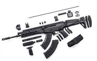 AK Alfa: Автомат Калашникова по-американски