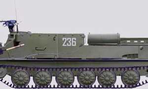 Бронетранспортер БТР-50П (СССР)