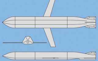 Опытная крылатая ракета К-12БС (Россия)