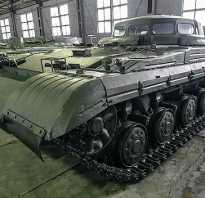 Опытный танк «Объект 288» (СССР)
