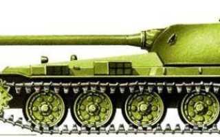 Опытная самоходная артиллерийская установка «Объект 416» (СССР)
