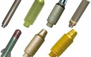40-мм гранаты ВГ-40МД, ВГ-40СЗ, ВГ-40ОП, ГДМ-40, ВКЭ-40, АСЗ-40 (СССР)