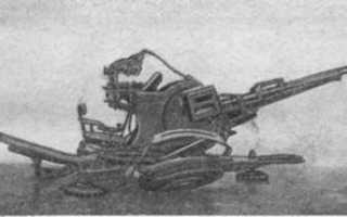 Буксируемая зенитная установка 2А13 ЗУ-23 (СССР)