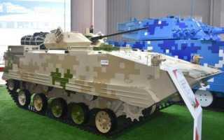 Боевая машина десанта VN10 (VN5) (Китай)