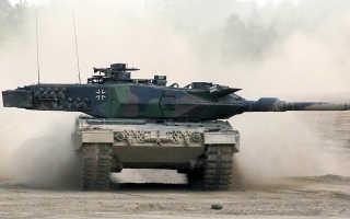 Основной боевой танк Leopard 2 PSO (Германия)
