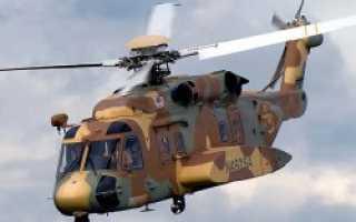 Многоцелевой вертолёт S-92 Helibus (США)