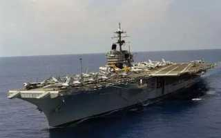 Авианосцы типа Forrestal class (США)