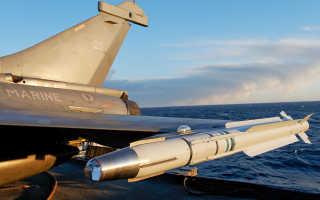 Авиационная управляемая ракета MICA (Франция)