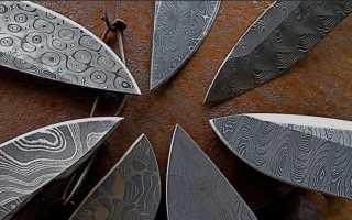 Выбор стали для ножа