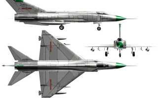 Проект истребителя J-9 (Китай)