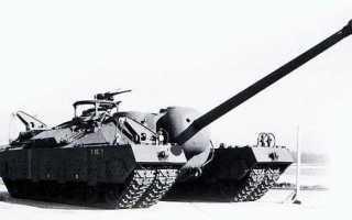 Опытный танк «Объект 279» (СССР)