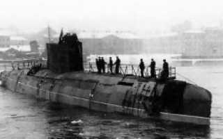 Подводные лодки пр.617М, 647, 635, 643 (СССР)