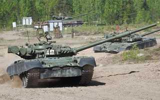 Основной танк Т-80БВ-РМ («Объект 219М») (Россия)