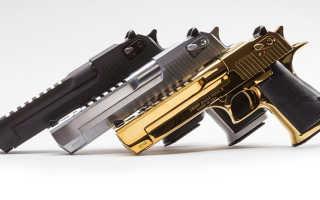 8 самых мощных в мире пистолетов