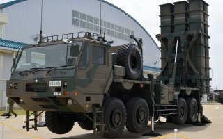 Зенитный ракетный комплекс Tan-SAM / Type 81 (Япония)