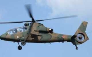 Разведывательный вертолет OH-X (Япония)