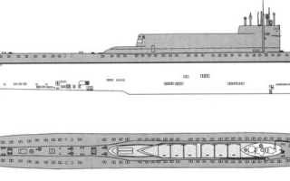 Подводная лодка проекта 701 (СССР)