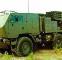 РСЗО FIROS-30 (Италия)