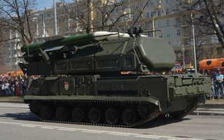 Зенитный ракетный комплекс 9К317МЭ «Викинг» (Россия)