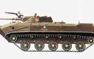 Боевая машина десанта БМД-1 (СССР)
