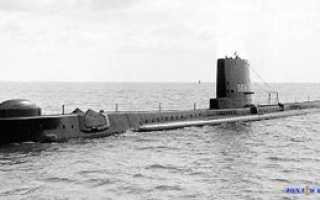 Подводные лодки типа «Oberon» (Великобритания)