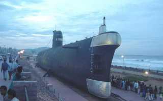 Дизельные подводные лодки проекта 641 (СССР)