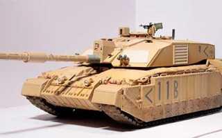 Основной боевой танк Challenger 2 (Великобритания)