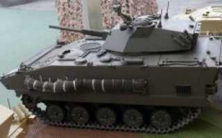 Машина огневой поддержки AMX-10 TMC-81 (Франция)