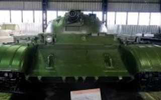 Опытный танк «Объект 483» (СССР)