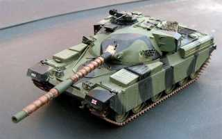 Тяжёлый танк Chieftain Mk.3 (Великобритания)