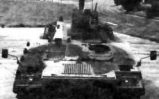 Самоходный миномёт RO2003 (Великобритания)