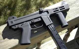 Пистолет-пулемёт Spectre M4 (Италия)