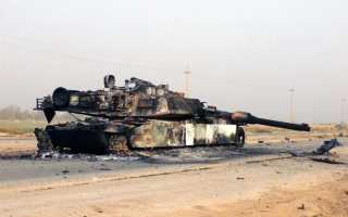 Танк M1 Abrams (США)