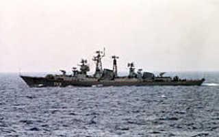 Большие противолодочные корабли проекта 61 «Комсомолец Украины» (СССР)