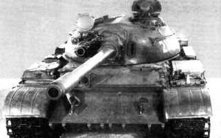 Командирский танк Т-55АК (Россия)