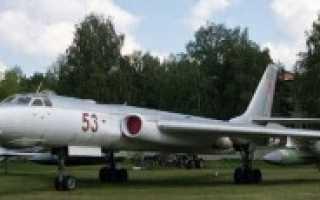 Самолёт-ракетоносец Ту-16К-11-16 (Россия)