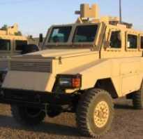 Бронеавтомобиль Reva Mk II (ЮАР)