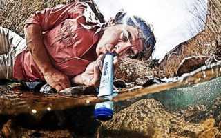 Фильтр LifeStraw — чистая вода за считанные минуты