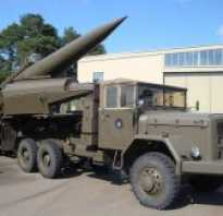 Баллистическая ракета MGM-31 Pershing (США)