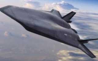 Экспериментальный ударный ГЛА HTV-3X «Blackswift» (США)