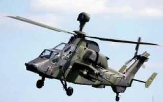 Ударный вертолёт PAH-2 Tiger (Европа)