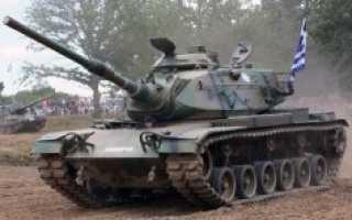 Основной боевой танк M60A3 (США)