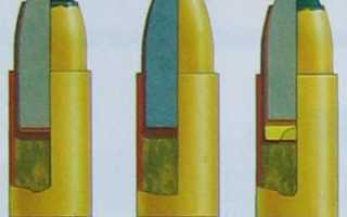 Пистолетный патрон с усиленным зарядом СП10-УЗ (Россия)
