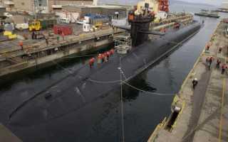 Подводная лодка типа «Ohio» (США)