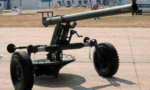 120-мм миномёт 2Б-23 «Нона-М1» (СССР)