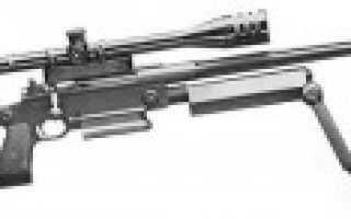 Снайперская винтовка Research Armament Model 300 (США)
