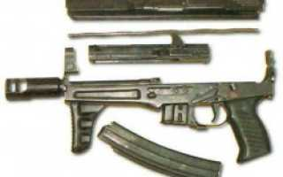 Пистолет-пулемёт ТКБ-0247 «Баксан» (Россия)