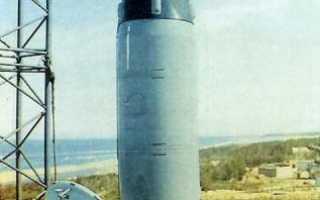 Баллистическая ракета 3М40 Р-29Р (СССР)