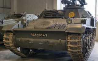 Боевая машина пехоты AMX VCI (Франция)