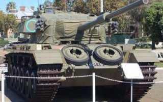 Лёгкий танк Centurion Mk.5 (VFM.5) (Великобритания)